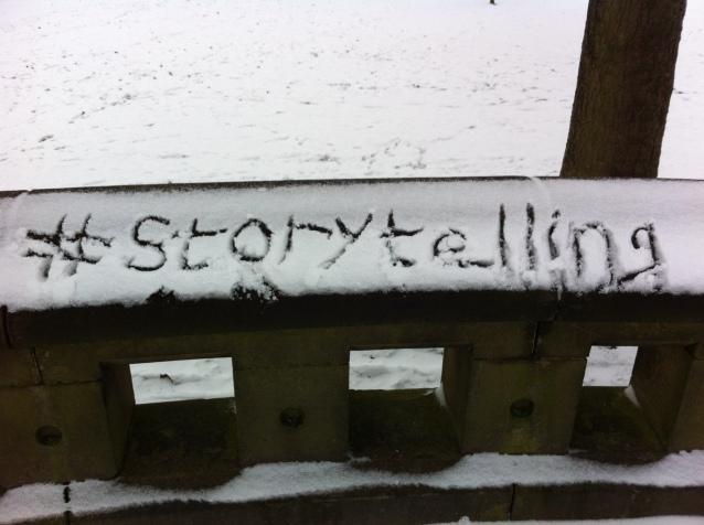 #storyteling